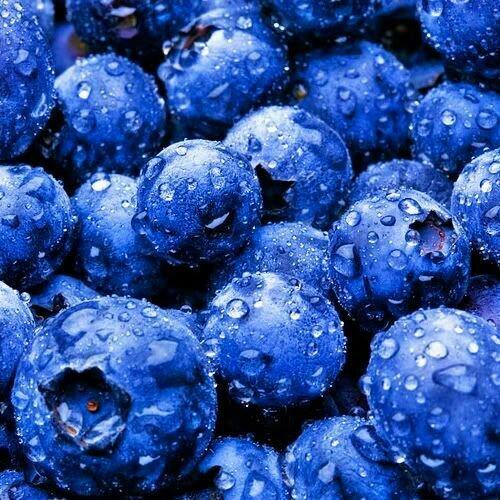 Blueberry Drip
