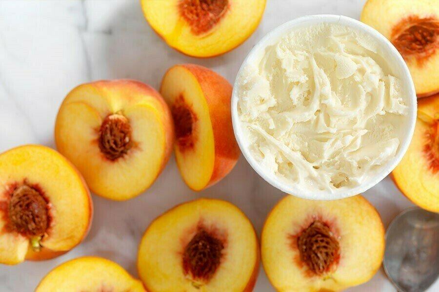 Yogi's Peaches