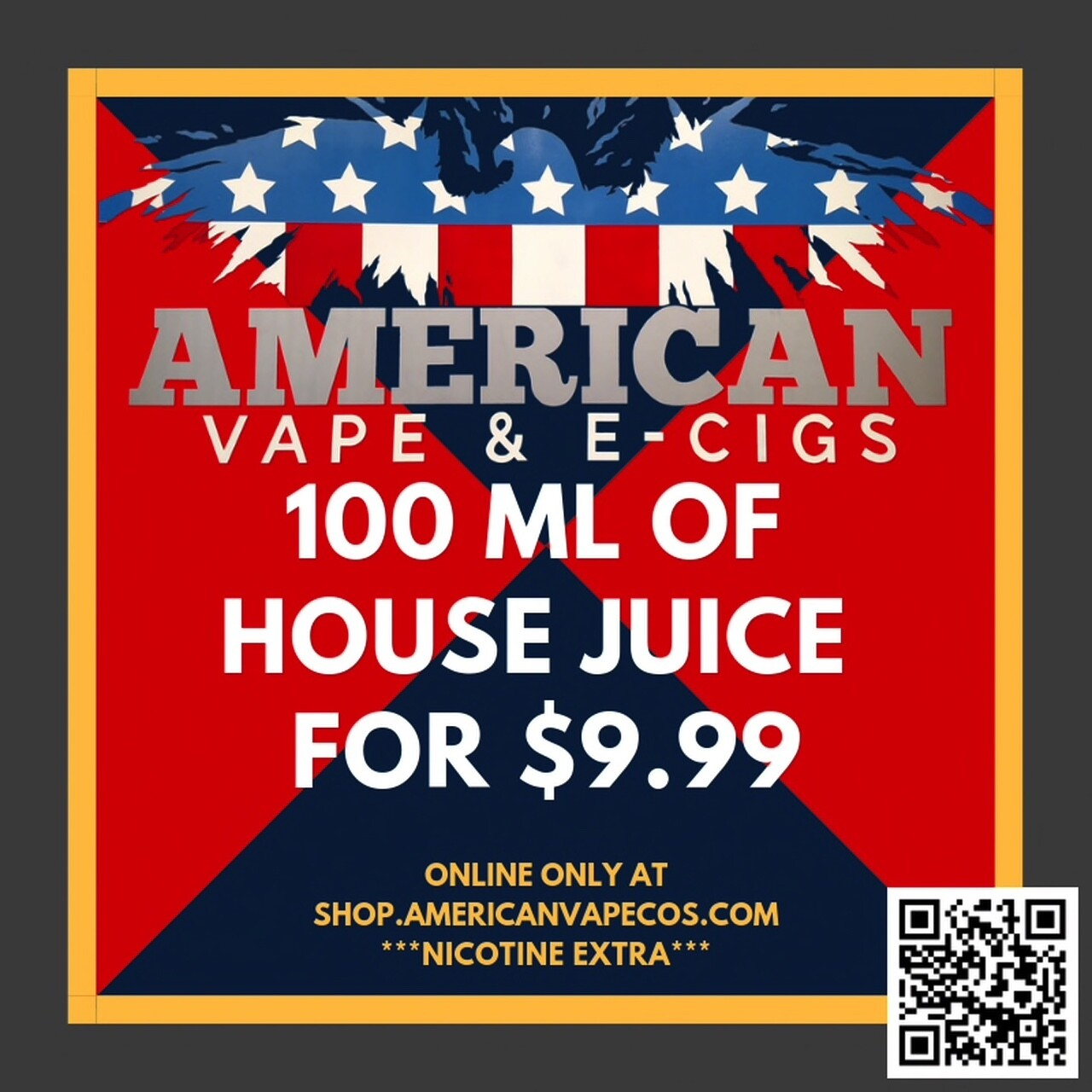 100ml House  Special