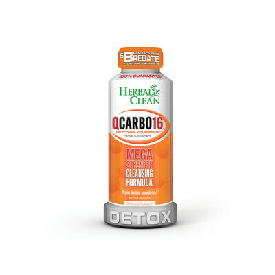 Herbal Clean Same Day Detox 16oz