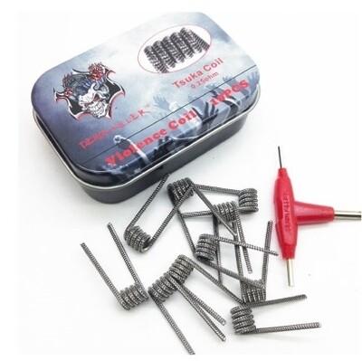 Demon Killer Pack RDA Coils