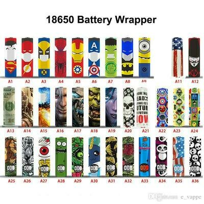 Battery Wraps