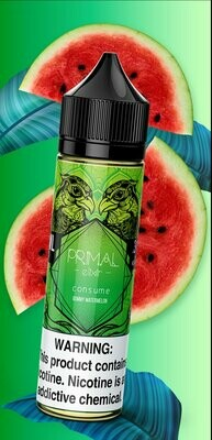 Primal Gummy WTRMLN 60ml/0mg Clearnce