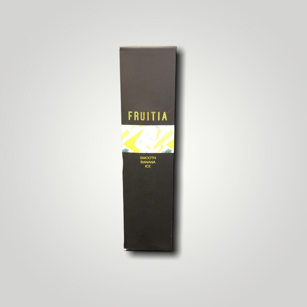 Fruitia Smooth Banana Ice 60ml