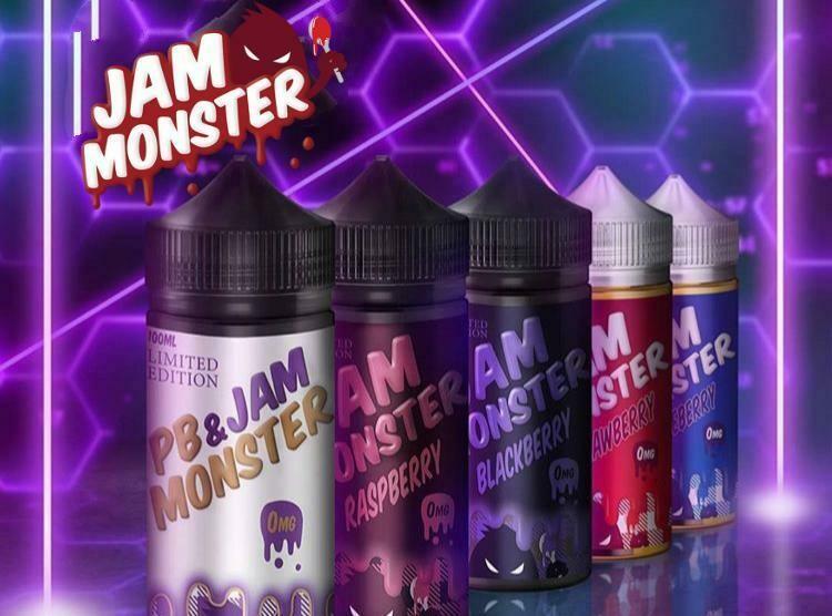 Jam Monster (Zeros)