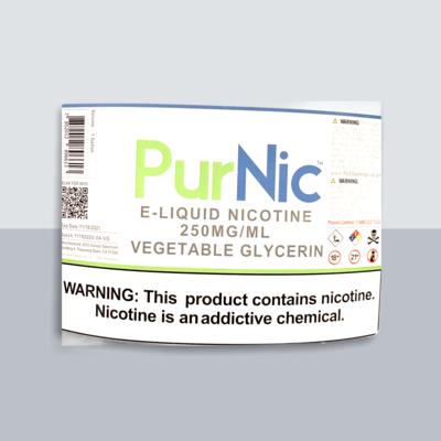 PurNic 250mg/ml Nicotine Additive