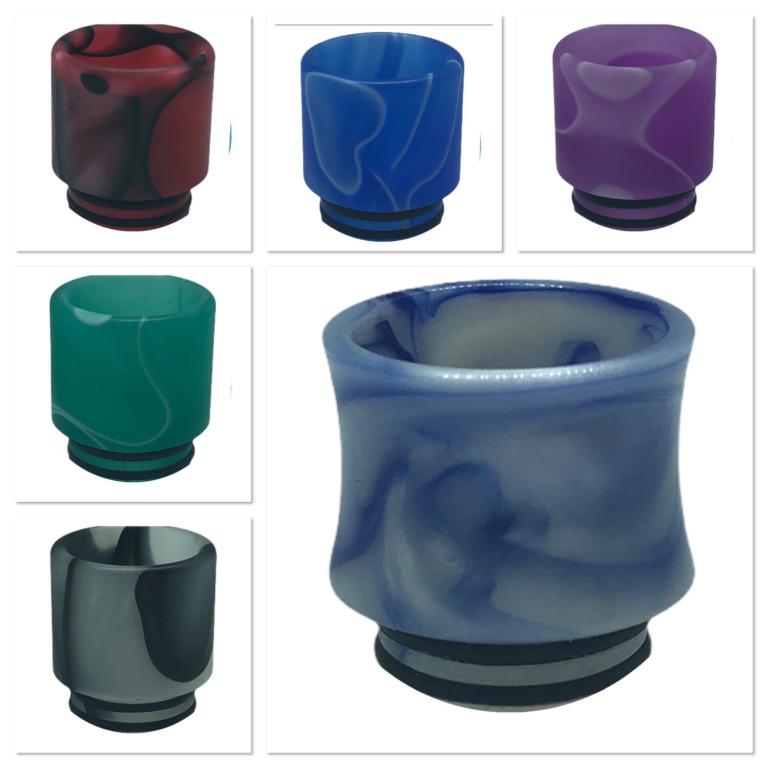 Special Drip Tips 810 Spiral