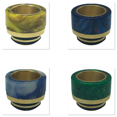 Special Drip Tips 810 Gold Metal