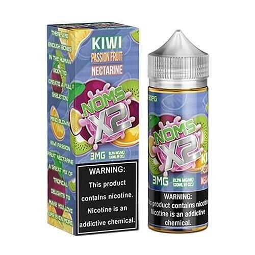 Noms X2 Kiwi Passion Fruit Nectarine