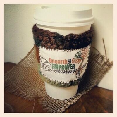 UEC Coffee Cozy
