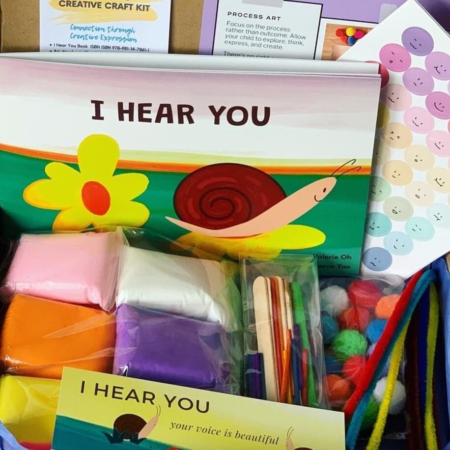 I Hear You Creative Craft Kit
