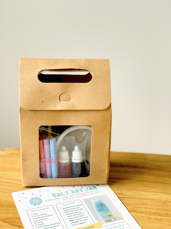 Salt Art Jar Party Pack