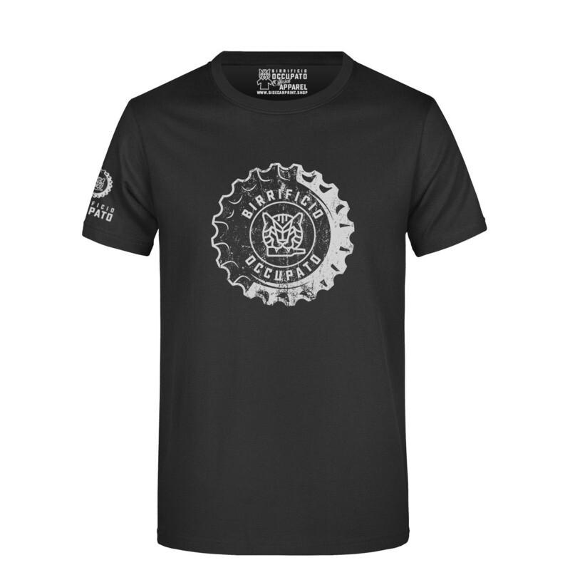 """T-shirt """"Tappone"""" Black - Lim.Ed. Spring 2021"""