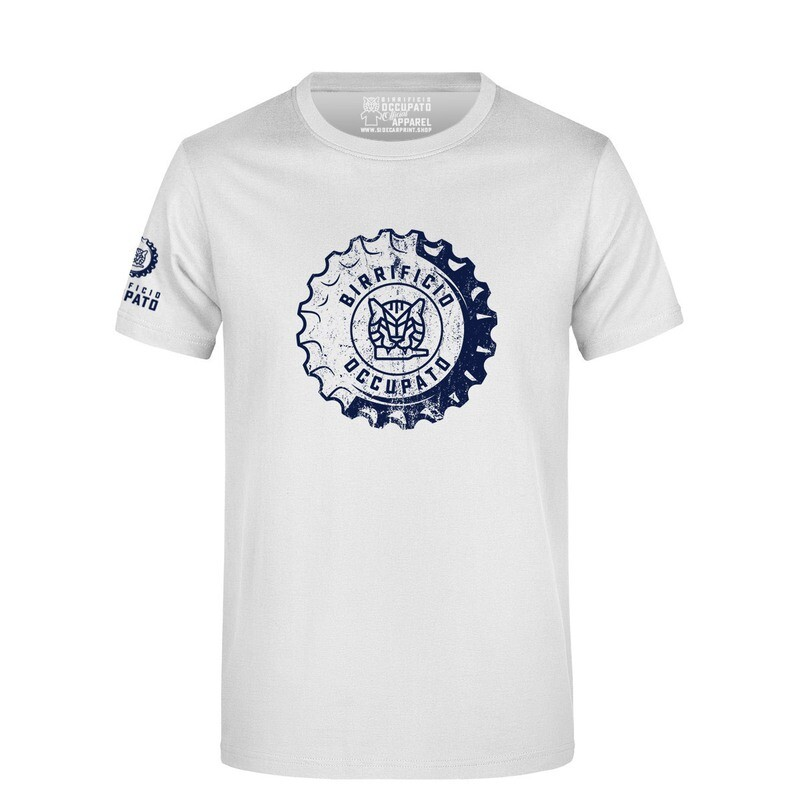 "T-shirt ""Tappone"" White - Lim.Ed. Spring 2021"