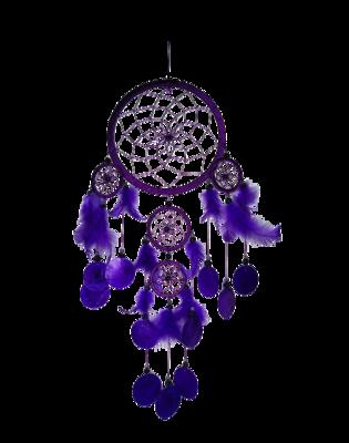 Unisieppari lila