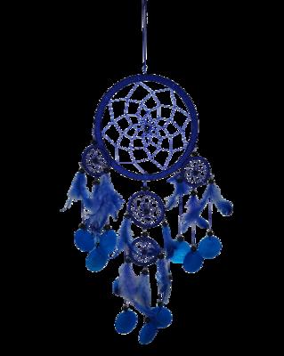 Unisieppari sininen