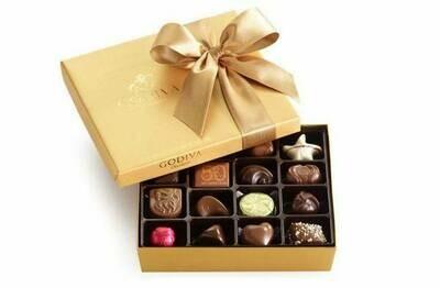 STANDARD BOX OF CHOCOLATES