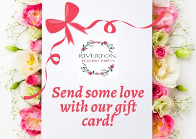 Riverton Florist Gift Card