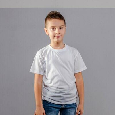 BW Kids T-Shirt Fluo 135
