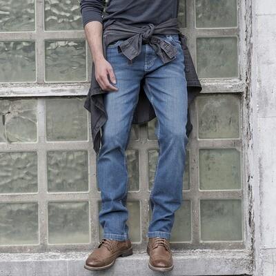Jeans Straight Uomo