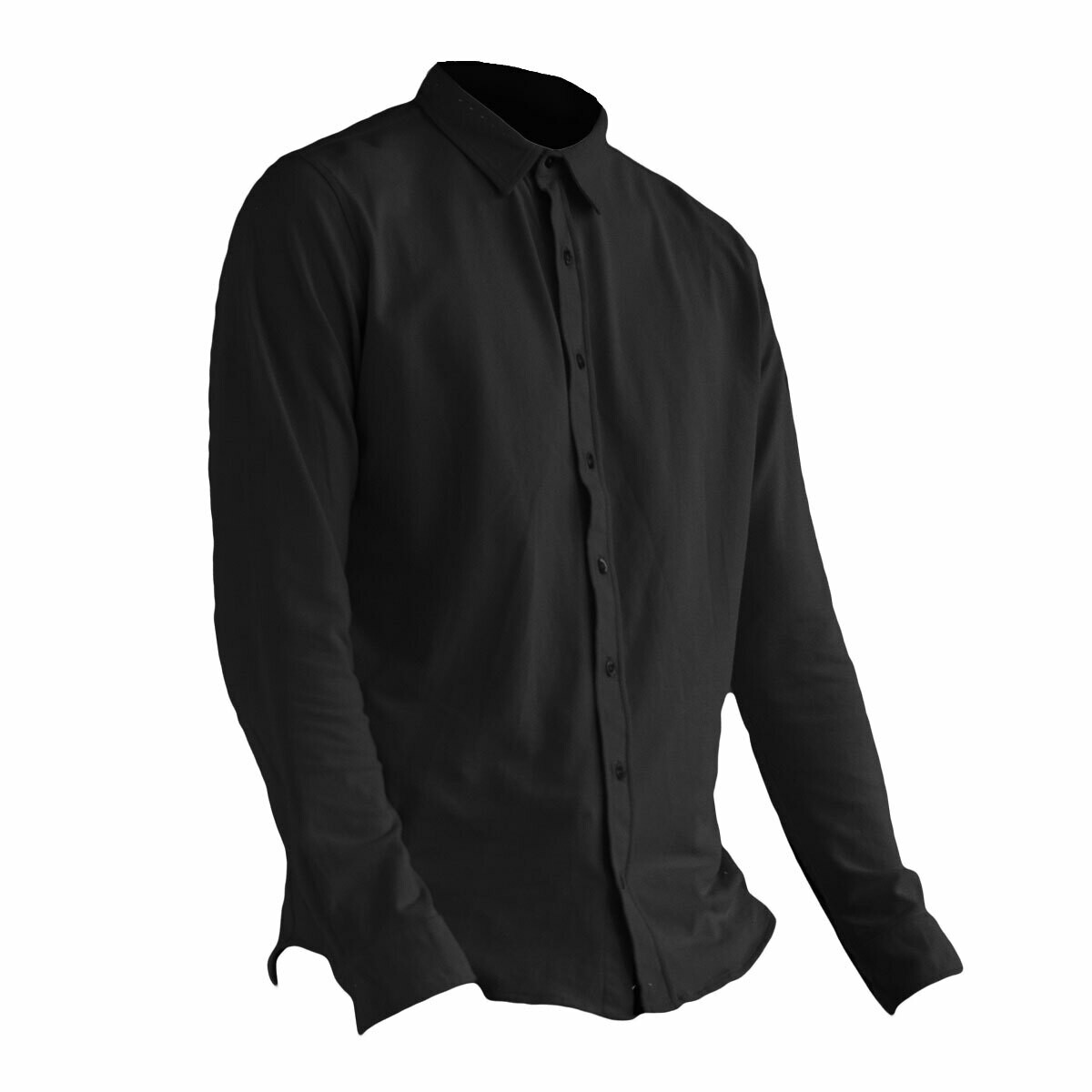 Camicia Knitted Uomo