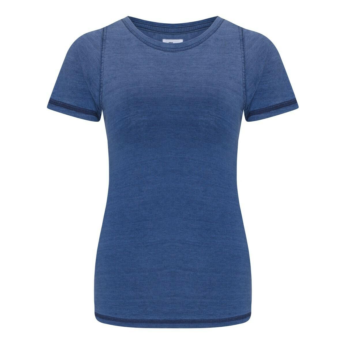 T-shirt Indigo Donna