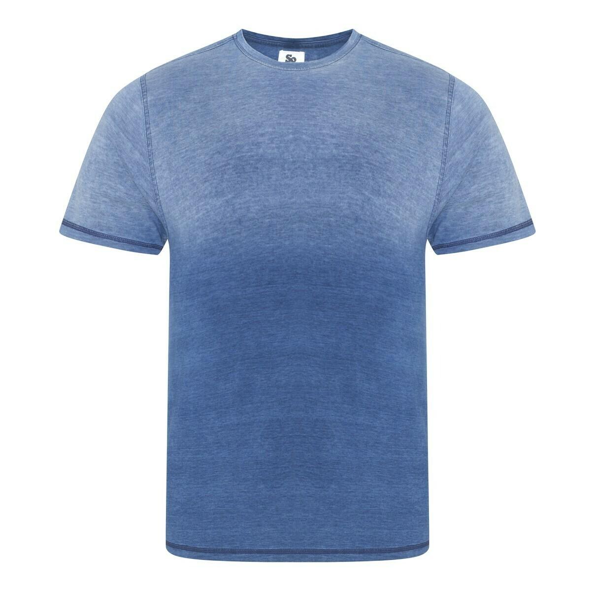 T-shirt Indigo Uomo