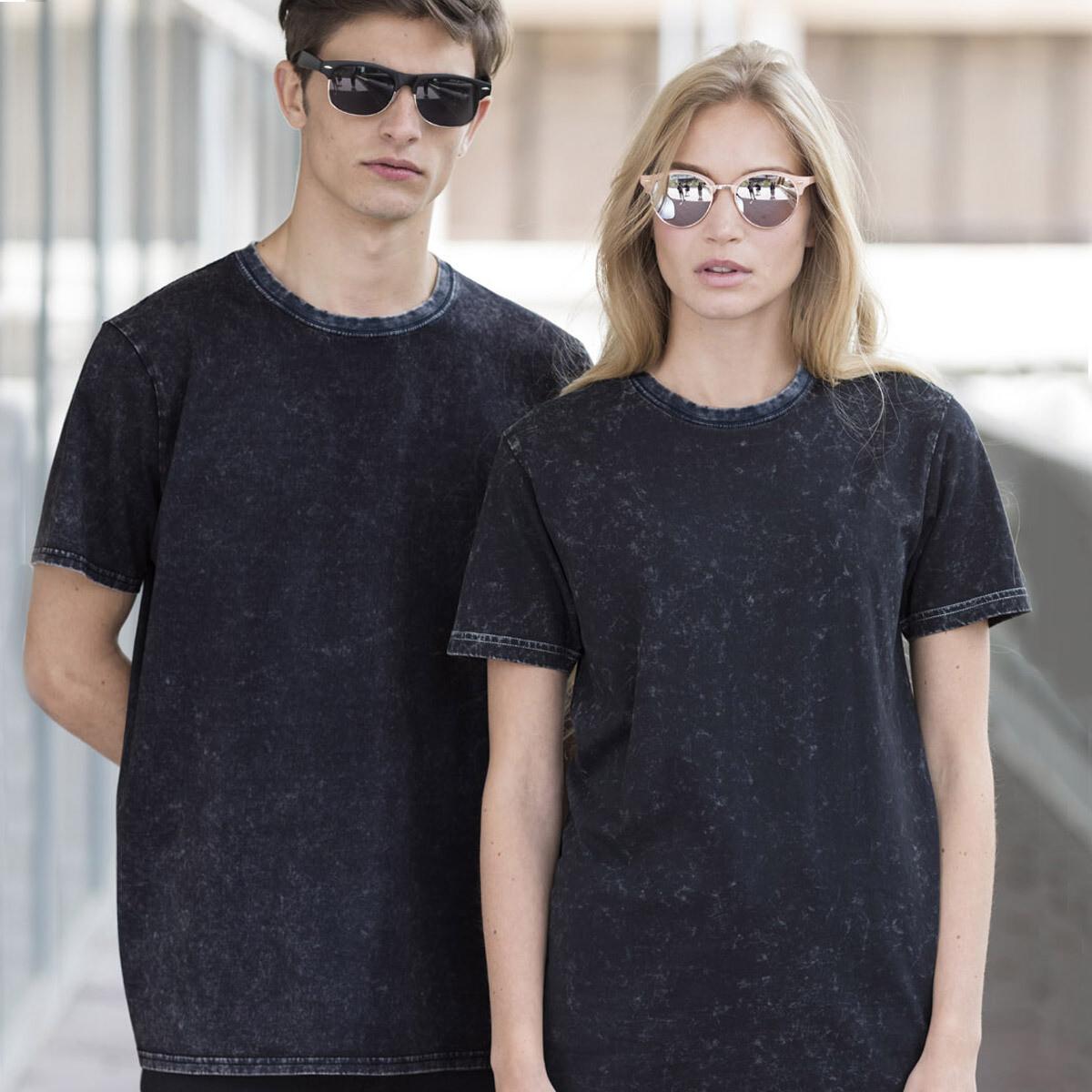 BW T-Shirt Washed Unisex