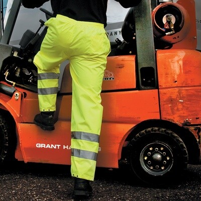 BW 4Work Pantaloni Impermeabili Unisex