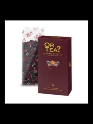 Queen berry refil - Rode vruchten infusie thee