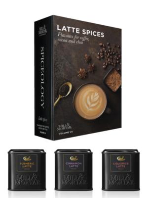The Spice Box - Latte Spices - BIO