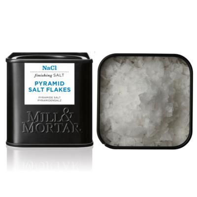 salty flakes - pyramide zoutvlokken - 70g