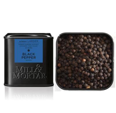 zwarte peper sri lanka - 50g BIO