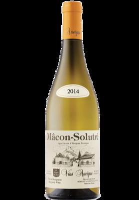 Domaine Auvigue Mâcon Solutré