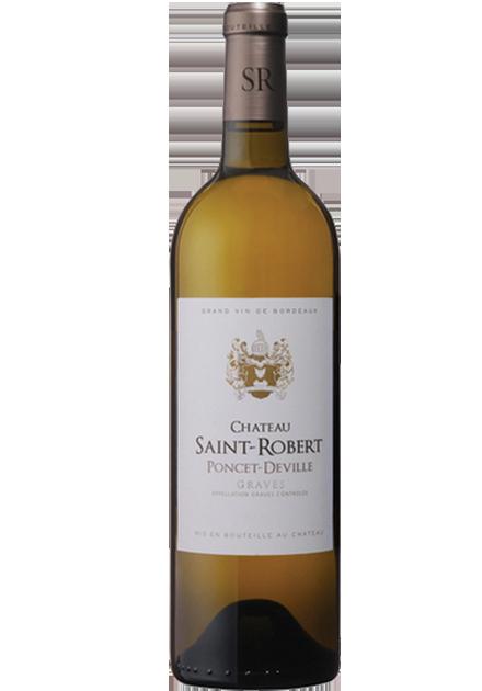 """Château Saint Robert """"Poncet Deville"""" Blanc"""