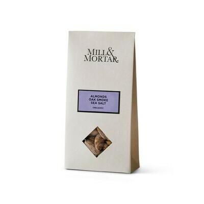 amandelen oak smoke zeezout