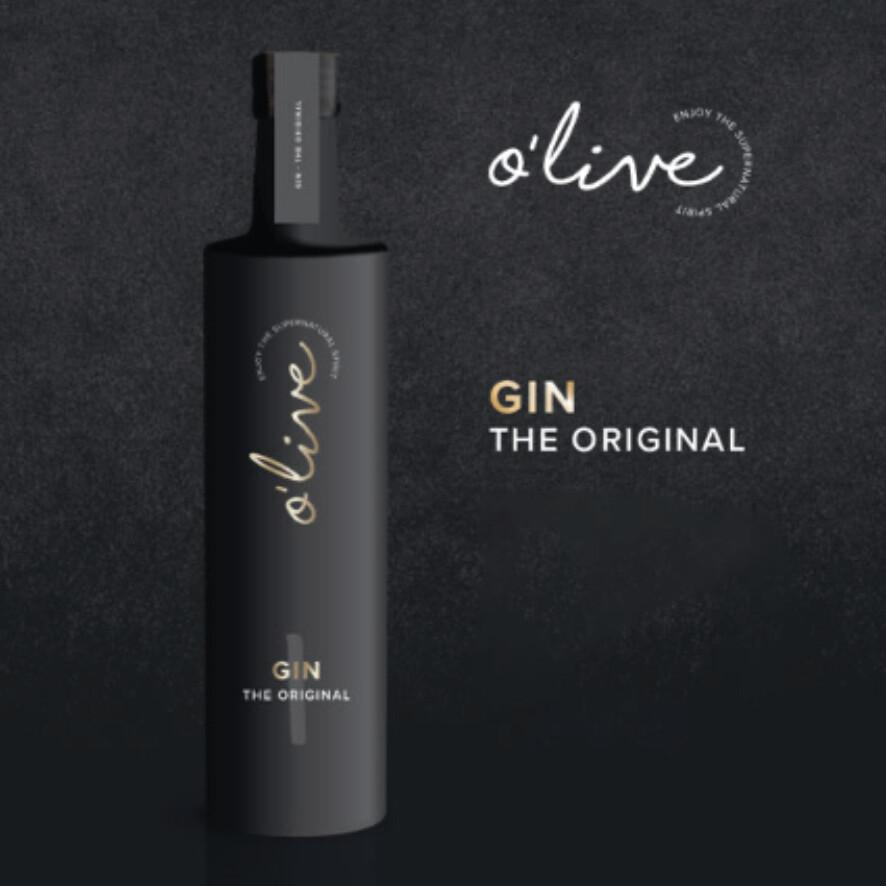 Olive Gin 'Black' THE ORIGINAL