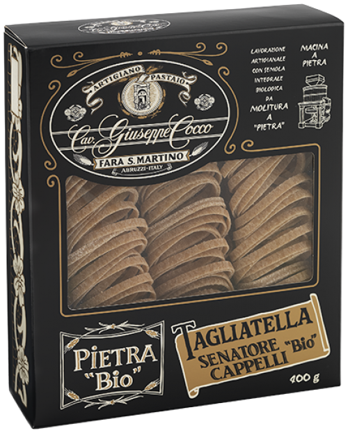 Tagliatelli Senatore Cappelli BIO - Pasta van spelt
