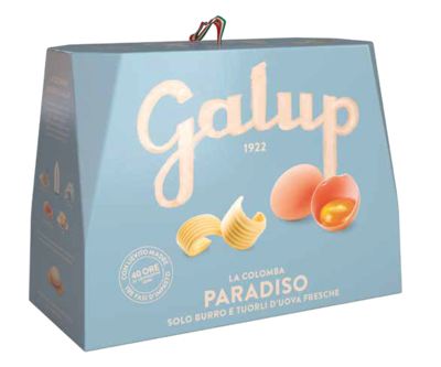 Colomba paradiso klein - Galup