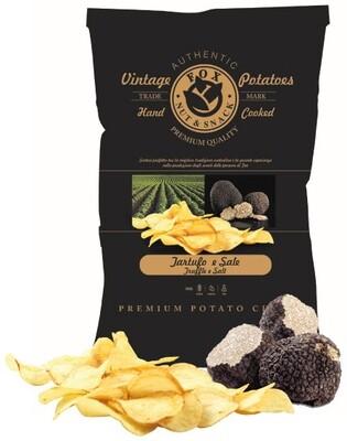 VINTAGE TARTUFO - chips met truffel en zout