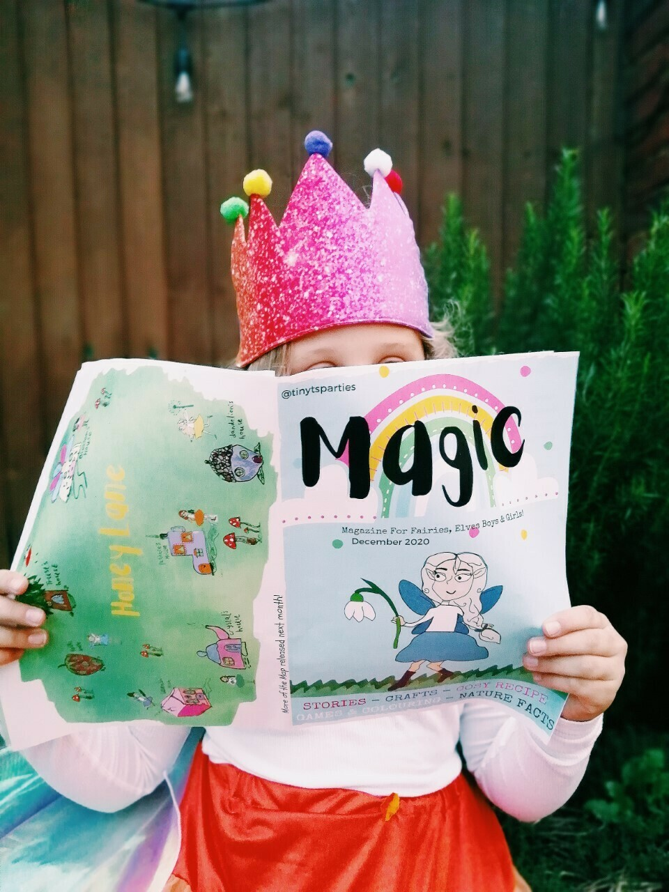 Magic Magazine 12 Month Subscription