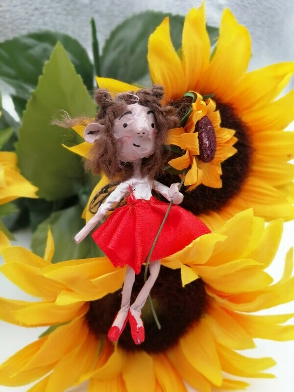 Fairy Tara Matchfolk Doll