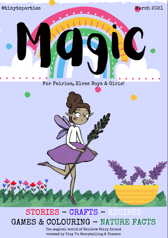 MAGIC Magazine - March Edition
