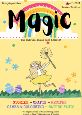 MAGIC Magazine - April Easter Edition