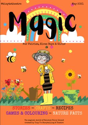 MAGIC Magazine - May Edition