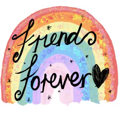 Friends Forever - Rainbow Fairy Pen-Pals