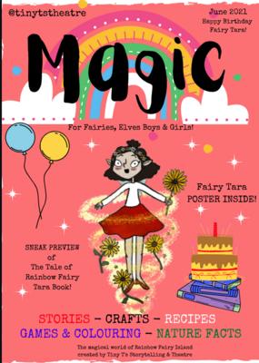 Magic Magazine - June Edition - Fairy Tara!