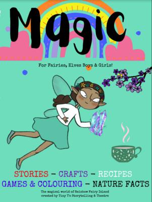 Magic Magazine - July Edition