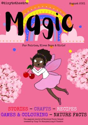 Magic Magazine - August Edition