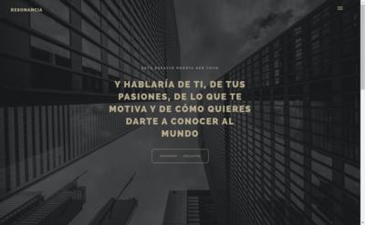 """Sitio Web Multipágina Modelo """"Proyectos Varios"""""""